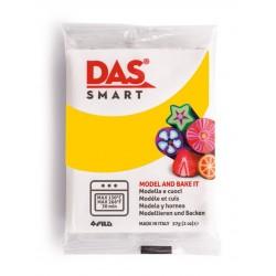 Pâte polymère Jaune Chaud 57g - DAS Smart