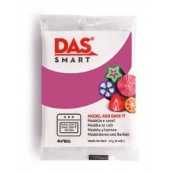 Pâte polymère Rose Géranium 57g - DAS Smart