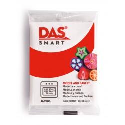 Pâte polymère Rouge Écarlate 57g - DAS Smart