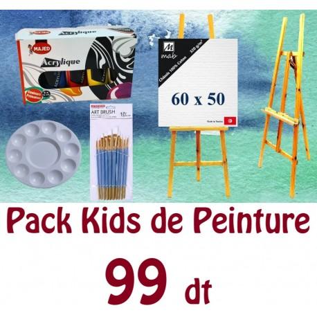 Pack Kids de peinture - Mab