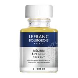 Médium à peindre brillante 75ml - Lefranc & Bourgeois