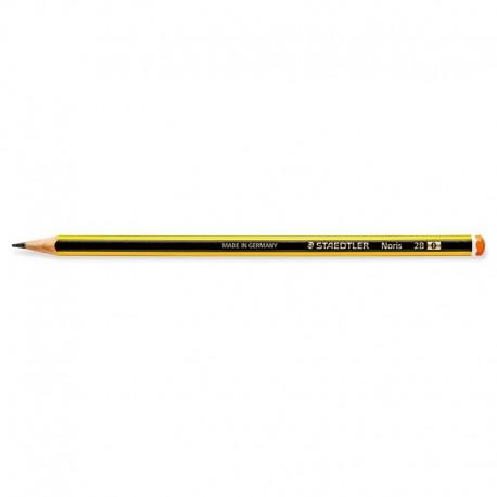 Crayon graphite  Noris 2B - N°0 - Staedtler