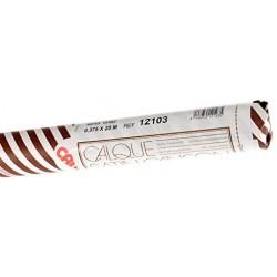 Papier Calque Satin 0,375 x 20 m Translucide 40/45 gr - Canson