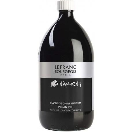 Encre de Chine Nan-King Flacon 1L - Lefranc & Bourgeois