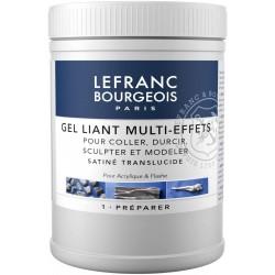 Additif Gel Liant Multi-Effets 500ml - Lefranc & Bourgeois