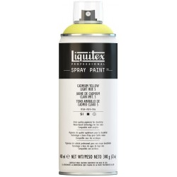 Jaune de cadmium, teinte moyenne 6 - Liquitex