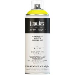 Teinte claire jaune cadmium - Aérosol Liquitex 400 ml