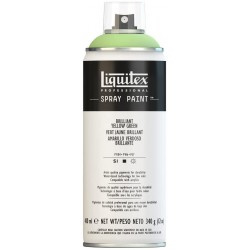 Vert vif citron - Aérosol Liquitex 400 ml