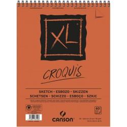 Album de Croquis XL 90 g/m² - A5   21x14.8 cm - 60 F - Canson