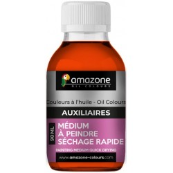Huile De Lin Raffinée 90 ml - Amazone