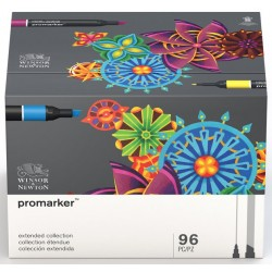 Set de 48 Promarker Collection Essentielle - Winsor & Newton