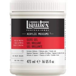 Additif Medium Gel Brillant 473ml - Liquitex