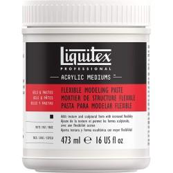 Additif Mortier De Structure Flexible 473ml - Liquitex