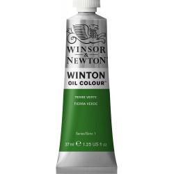 Peinture à l'huile Winton 37ml Oxyde de chrome 459 - Winsor & Newton