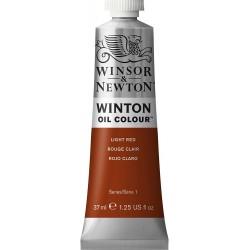 Peinture à l'huile Winton 37ml Sienne brute 552 - Winsor & Newton