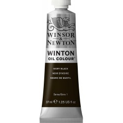 Peinture à l'huile Winton 37ml Gris de Payne 465 - Winsor & Newton