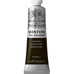 Peinture à l'huile Winton 37ml Noir ivoire 331 - Winsor & Newton
