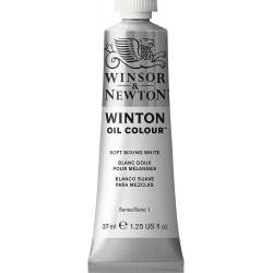 Peinture à l'huile Winton 37ml Blanc Doux pour Mélanges 415  - Winsor & Newton