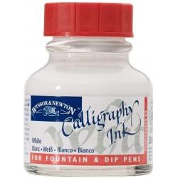 Encre de calligraphie Blanc 30 ml - Winsor & Newton