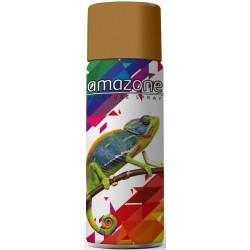 Peinture Acrylique Aérosol 400 ml Bleu Paillette 46 - Amazone