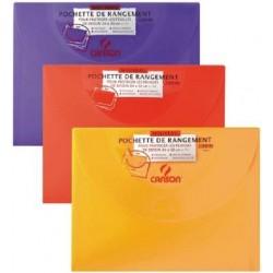 Pochette de rangement translucide 35 x 27 cm - Canson