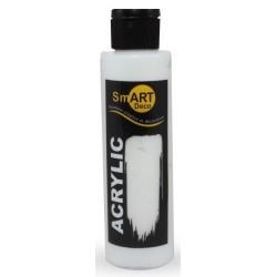Acrylique Scolaire SmART - 100 ml - Blanc