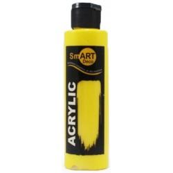 Acrylique Scolaire SmART - 100 ml - Jaune