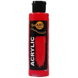Acrylique Scolaire SmART - 100 ml - Rouge