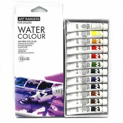 Coffret Aquarelle Basic 12x12 ml - Art Ranger