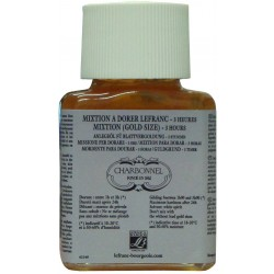 Mixtion A Dorer 3H 75ml - Lefranc & Bourgeois